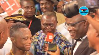Azumah endorses Dogboe as the best boxer in Ghana