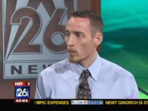 Gluten Free Paleo Diet Discussed on Fox News Interview with Dr. Osborne.flv