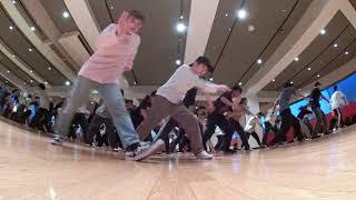 ファンファーレ (yu-ki.☆ & Natsumi) – BABY-G DANCERS WORKSHOP TOKYO take2