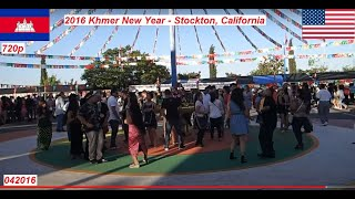 Stockton (CA) United States  city pictures gallery : Cambodian New Year April 2016 - Stockton, CA