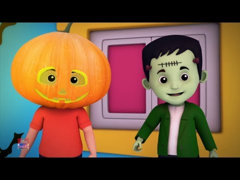ada labu yang menakutkan | Lagu-Lagu Halloween | There Is A Scary Pumpkin | Bob The Train Indonesia