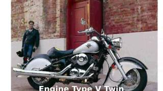 9. 2004 Kawasaki Vulcan 1500 Drifter - Specification & Info