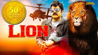 Lion Latest Hindi Dubbed Movie   Nandamuri Balakrishna Action Movie 2017