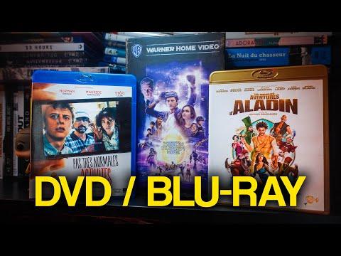 La collec DVD/BLURAY ! (tous) (il y en a trop)