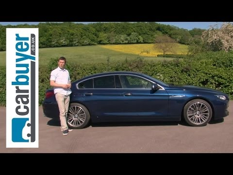 6 Series Grand Coupe - Full review: http://www.carbuyer.co.uk/reviews/bmw/series-6/saloon/review The BMW 6 Series Gran Coupe is a luxurious four-door saloon with the stylish design...