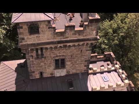 Saalfeld/Saale Drone Video