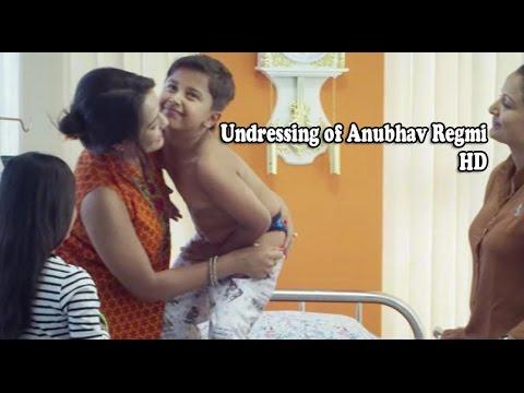 Undressing of Anubhav Regmi