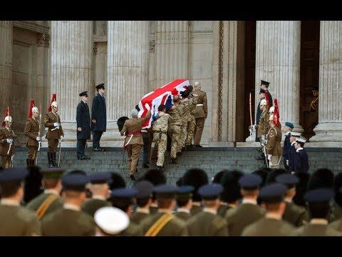 funeral - Watch the full funeral service from St Paul's Cathedral as the Queen and representatives from 170 countries bid farewell to Baroness Thatcher. Get the latest...