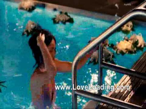 Megan Fox hard nipples seen in wet body