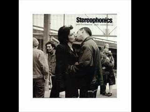 T-Shirt Sun Tan - Stereophonics