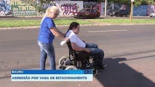 Bauru: confusão por desrespeito a rampa de acesso para deficientes termina em agressão