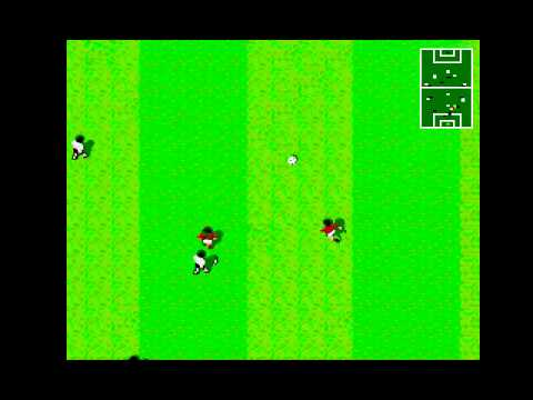 Champions of Europe Master System