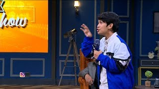 Stand Up Comedy Indra Jegel