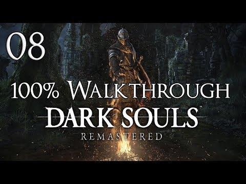 Dark Souls Remastered - Walkthrough Part 8:The Depths