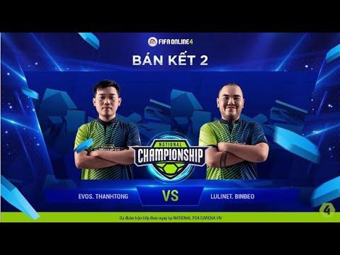 Trận Bán kết 2 - Lulinet Bin Béo vs EVOS Thanh Tòng [NC2019S1 - 17.03.2019] - Thời lượng: 50 phút.