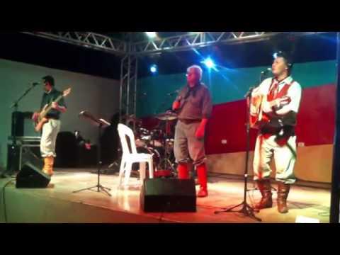 Baile Gaúcho, (Semana Farropilha ), Lagoa da Confusão -Tocantins, Jorge Dornelles e Djair Gomes
