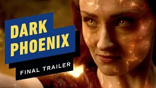 Dark Phoenix - Final Trailer (2019) Sophie Turner, Jennifer Lawrence by IGN