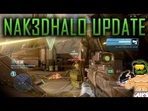 e3 - A quick update on Nak3d Halo including my Halo 5 project, details on speedrun uploads, E3, and more! Life is busy, but life is good :) For more Nak3d Halo go...