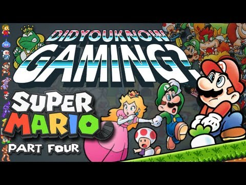 Mario Part 4 – Did You Know Gaming? Feat. Yungtown