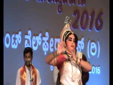 Video Ranganyathake baarane- 'Murali Mohana' Yakshanatya Vaibhava By Dr.Varsha shetty & Disha shetty download in MP3, 3GP, MP4, WEBM, AVI, FLV January 2017