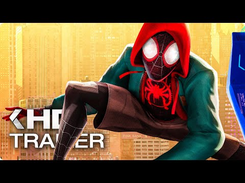 SPIDER-MAN: INTO THE SPIDER-VERSE All Clips & Trailers (2018)