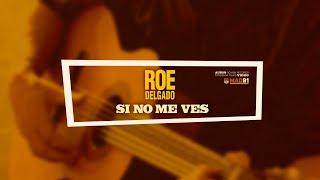 ROE DELGADO – «Si no me ves»