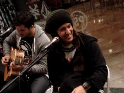 Saosin - Seven Years (Acoustic) -- Nov 8, 09 -- Pacsun, San Francisco