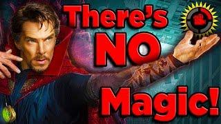 Video Film Theory: Doctor Strange Magic DEBUNKED by Science MP3, 3GP, MP4, WEBM, AVI, FLV Mei 2018