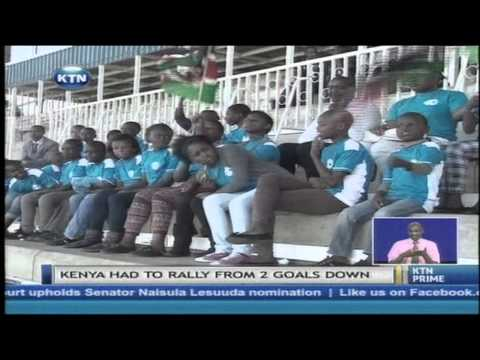 soccer - Watch KTN Live http://www.ktnkenya.tv/live Follow us on http://www.twitter.com/ktnkenya Like us on http://www.facebook.com/ktnkenya.