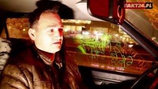 """Polacy powinni być z niego dumni! Stig z """"Top Gear"""" śmiga Polonezem po Warszawie!"""