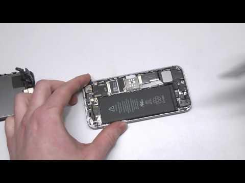 Wie man eine iPhone 5S Backkamera und Blitz repariert… unter 20 Euro!
