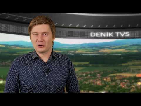 TVS: Deník TVS 18. 10. 2017