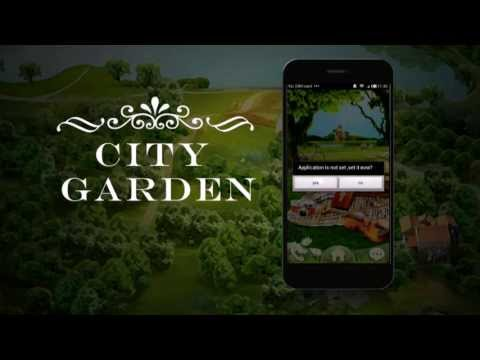 Video of City Garden Launcher Free