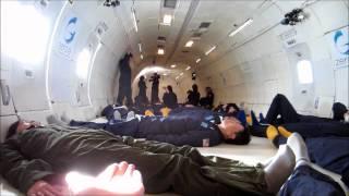 Video My Zero-G Flight -- aka the VOMIT COMET MP3, 3GP, MP4, WEBM, AVI, FLV Mei 2019