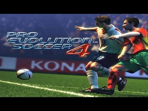 Pro Evolution Soccer 4 PC