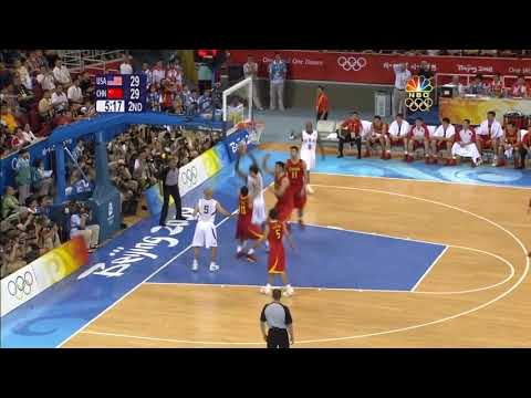 USA VS CHINA 2008 BEIJING  OLYMPICS FULL MATCH HIGHLIGHTS