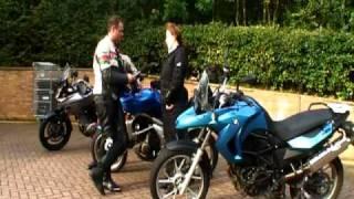 6. MCN test: BMW F650GS, Kawasaki Versys, Suzuki DL650 V-Strom