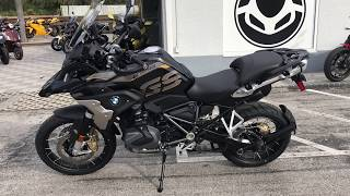 9. Euro Cycles of Tampa Bay - 2019 BMW R 1250 GS Exclusive