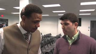 Ed Cooley 1:1 After Win Over Georgetown
