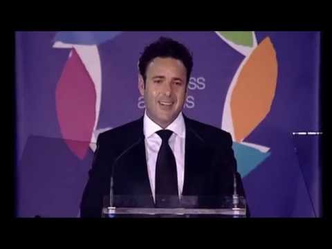 2005 Ethnic Business Awards – Sponsor Speech –  Cramer Ball – Gulf Air