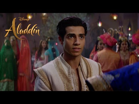 "Disney's Aladdin - ""Wingman"""