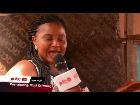 Masturbating, Is it Right Or Wrong - Pulse TV VOX POP