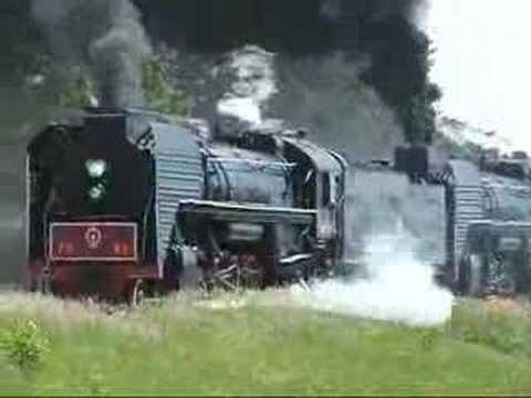 Chinese Steam Locomotives