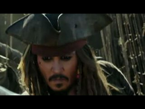 Disney's 'Pirates of the Caribbean' movie stolen by hackers