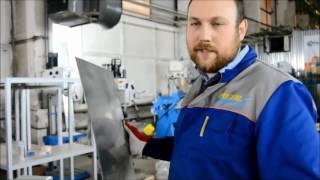 Электромеханические вальцы ESR 1315 MetalMaster