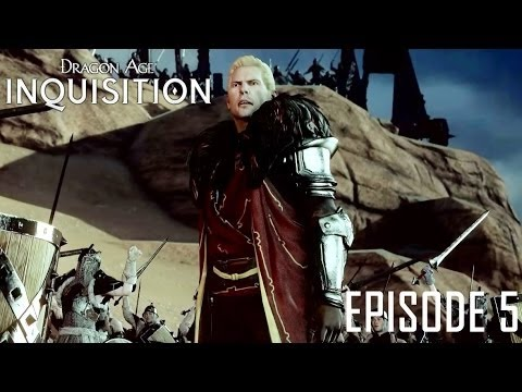"Dragon Age: Inquisition Episode 5 ""Battle of Adamant"" 1080p HD"