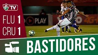 Um jogo de marcação intensa e muito disputado definiu o empate em 1 a 1 entre Fluminense e Cruzeiro na noite desta quinta-feira, no Giulite Coutinho. A parti...