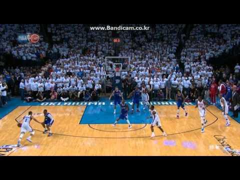 [NBA] 快艇 vs 雷霆最後幾分鐘影片