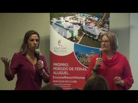 Invest in Florida 2016 - Encore Resort. Condomínio de casas de temporada.