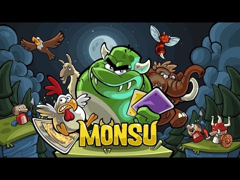 Monsu - iOS / Android - HD Gameplay Trailer